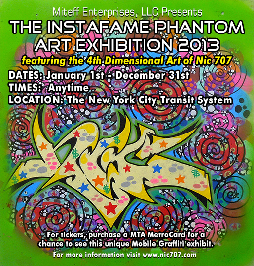 """IFPA Art Exhibition 2013"" Poster Copyright © 2013"